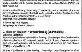 The Urban Unit Punjab Jobs 2020