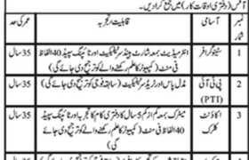 Abbottabad Public School Jobs 2020
