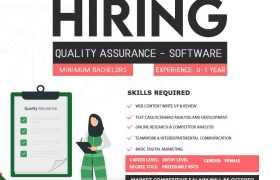 Immentia (Pvt) Ltd Jobs 2020