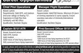 Air Falcon Jobs 2020