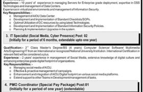 AIOU Islamabad Jobs 2021
