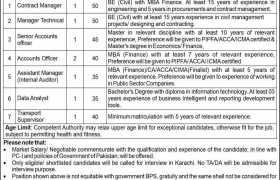 Sindh Infrastructure Development Company Jobs 2021