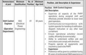Patrind Hydropower Plant Muzaffarabad Jobs 2021