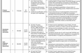 Govt College University Hyderabad Jobs 2021
