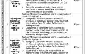 OGDCL Jobs 2021
