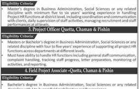 Management & HR Consulting Company Jobs 2021