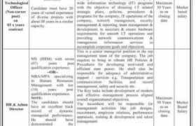 Jobs in MEPCO 2021