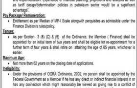 Jobs in OGRA 2021