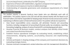 OGDCL Islamabad Careers 2021