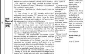 Jobs in IESCO 2021