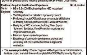 Jobs in NRSP Turbat 2021