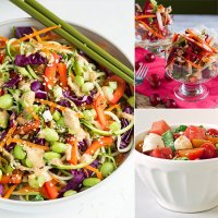 Healthy Salad Recipes For Your Good Health