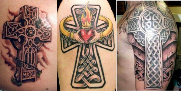 New Cross Tattoo Designs Ideas For Men  Life With Style