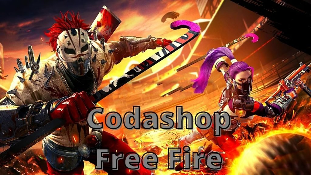 Codashop Free Fire Diamond – Check Out Way To Topup Diamond In Free Fire Using Codashop