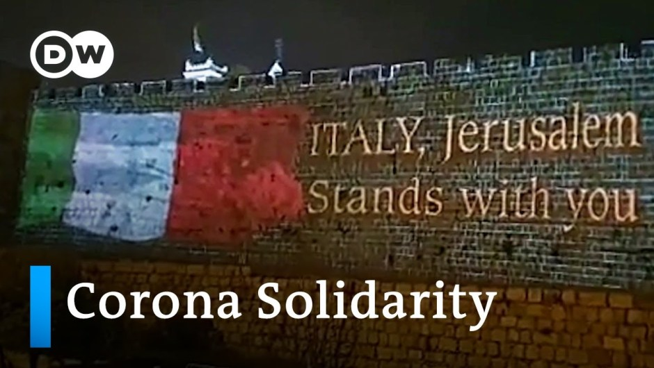 Solidarity in the time of Coronavirus    DW News