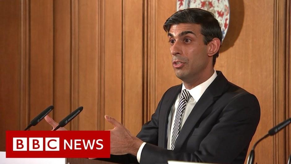 Coronavirus: UK pledges £330bn support package for business- BBC News