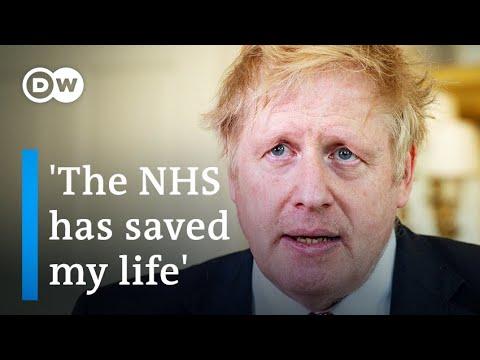 Coronavirus: Boris Johnson out of hospital as UK death toll tops 10,000   DW News