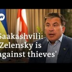 'We cannot allow Ukraine to collapse'   Interview with Mikheil Saakashvili