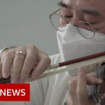 Classical music for coronavirus sufferers in South Korea – BBC Information