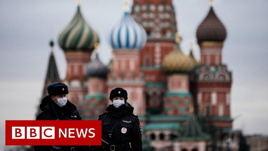 Coronavirus: Moscow goes into lockdown – BBC Information
