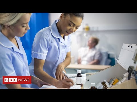 """Coronavirus disaster """"to worsen"""" with 9,000 folks now in hospital in England – BBC Information"""