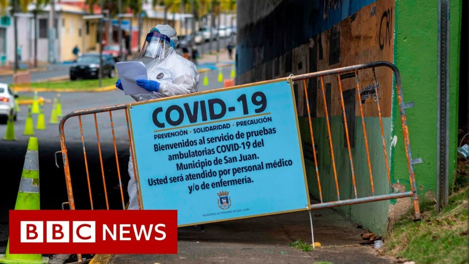 coronavirus: Half one million folks have now contracted the virus globally – BBC Information