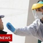 Coronavirus: 1 / 4 of the world's inhabitants in lockdown – BBC Information