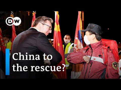 Is the coronavirus China's likelihood at world management? | DW Information