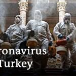 Turkey faces sharp rise in coronavirus instances | Coronavirus Replace