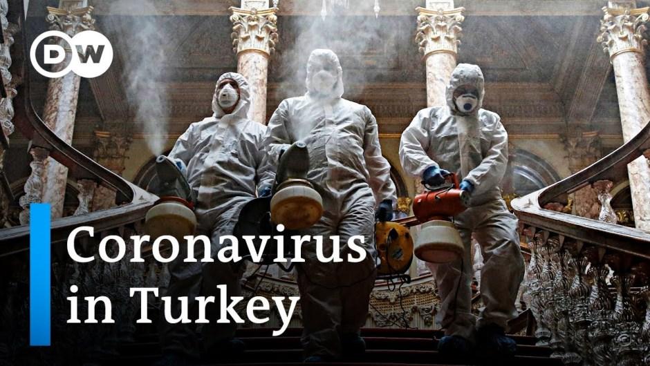 Turkey faces sharp rise in coronavirus instances   Coronavirus Replace