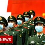 Coronavirus: China's Xi visits hospital in uncommon look – BBC Information