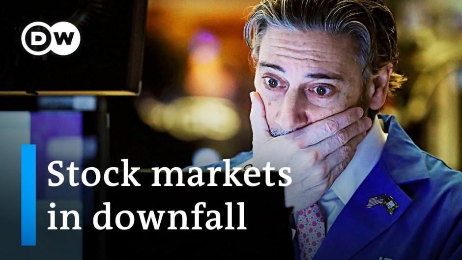 Coronavirus: Financial fallout intensifies with crashing oil costs | DW Information