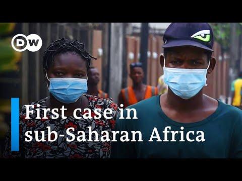 Nigeria confirms first coronavirus case is Italian man in Lagos | DW Information
