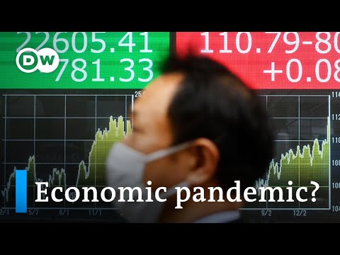 Coronavirus threatens to turn into a worldwide financial pandemic | DW Information
