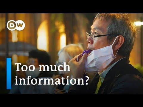 Coronavirus whistleblowers disappear in China   DW Information