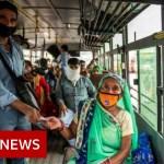 Coronavirus: India turns into third nation to cross two million circumstances – BBC Information