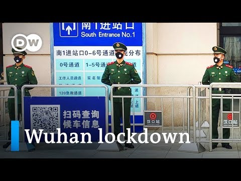 China places Wuhan on lockdown to stem unfold of coronavirus | DW Information
