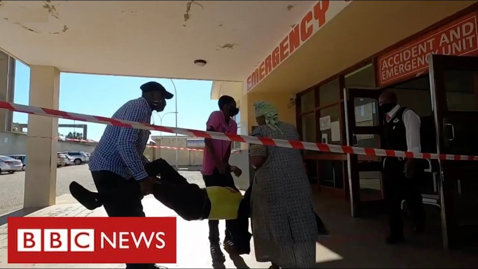 South Africa endures coronavirus disaster as well being providers collapse  – BBC Information