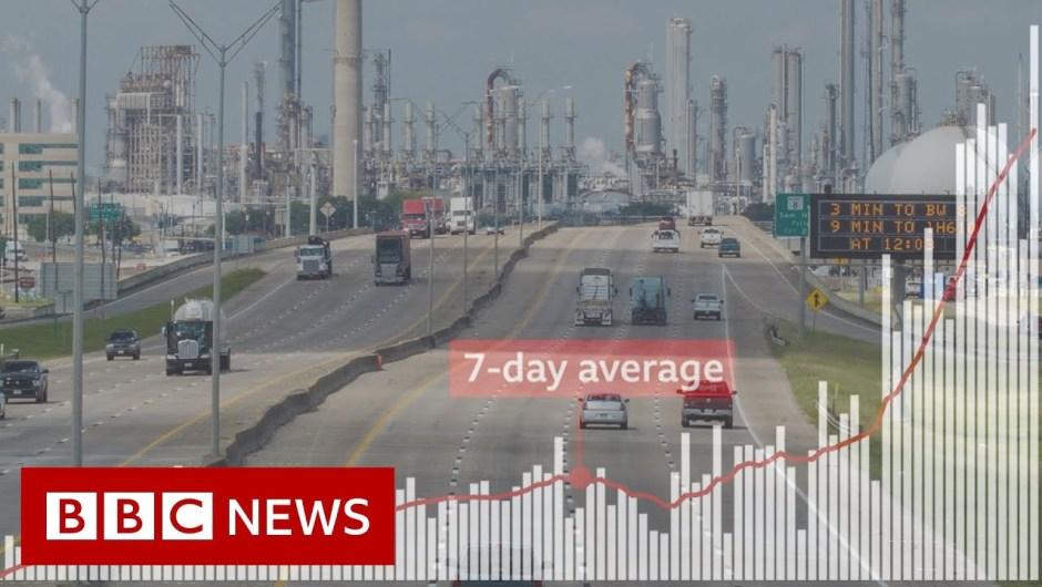 Why Texas is seeing a coronavirus surge – BBC Information