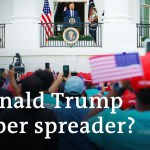 Is Trump placing his supporters in danger for COVID? | DW Information