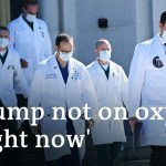 Trump's physician provides COVID replace | DW Information