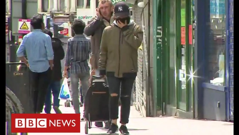 Coronavirus: the worst loss of life price in considered one of London's poorest boroughs – BBC Information