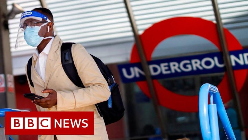 Coronavirus: Prepare stations put crowd-control measures in place – BBC Information