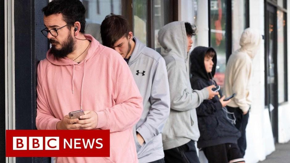 Coronavirus: New Zealand lockdown eased as companies reopen – BBC Information