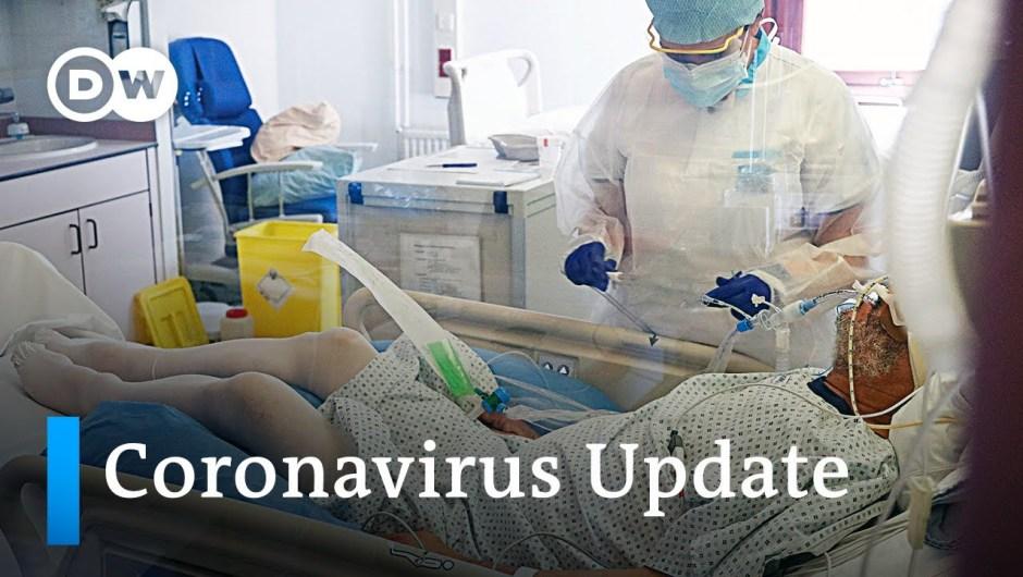 Coronavirus infections surge in France and the UK | Coronavirus Replace