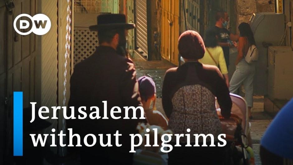 Coronavirus Israel: Lockdown guidelines depart Jerusalem empty of vacationers   DW Information