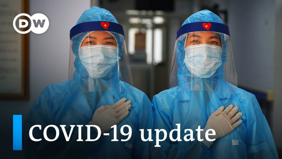 Coronavirus replace: The most recent COVID-19 information from Asia   DW Information