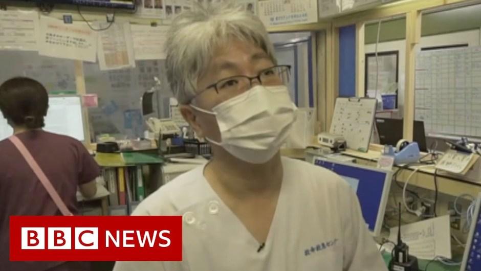 Coronavirus: Tokyo hospitals making an attempt to remain forward – BBC Information