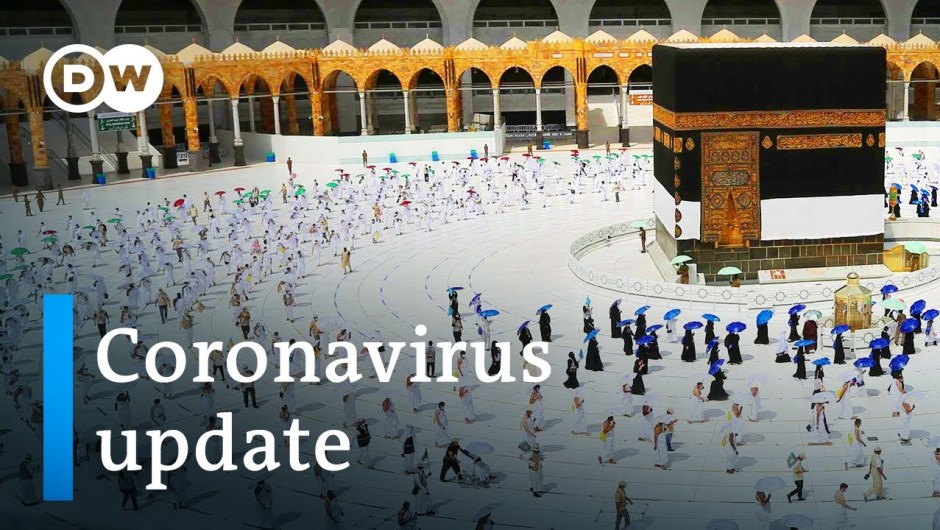 Tremendous spreaders & second waves: Information on the COVID-19 pandemic   Coronavirus replace