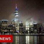 Coronavirus: Trump extends US tips past Easter – BBC Information